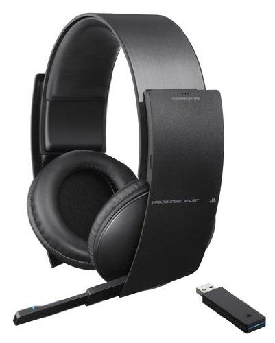Sony PS3 Wireless Stereo Headset