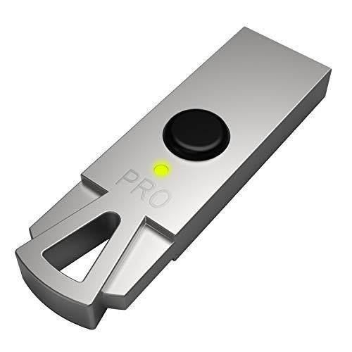 HyperFIDO Titanium PRO FIDO2 Security Key