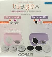 Conair True Glow Skincare and Footcare Kit