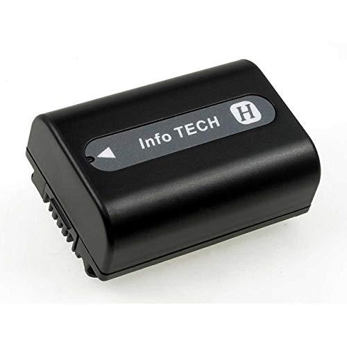 Akku für Sony Typ NP-FH50, 6,8V, Li-Ion