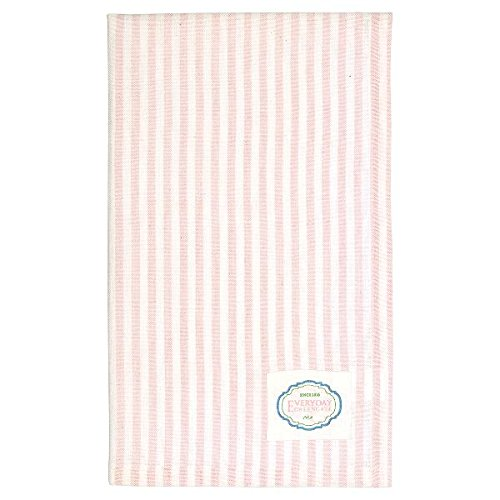 GreenGate -Geschirrhandtuch- Tea Towel - Alice Stripe Pale pink 50 x 70cm
