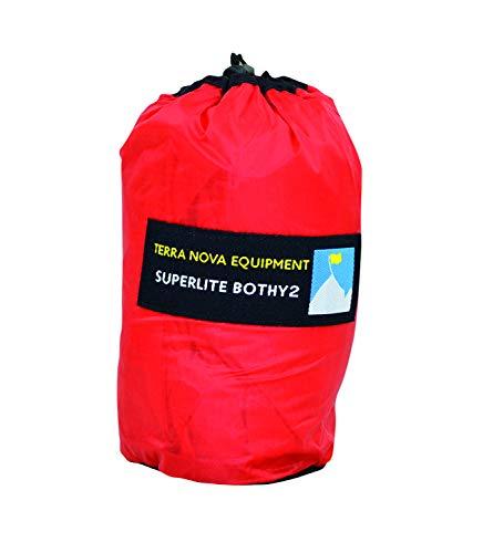 Terra Nova Superlite Bothy, Mixte, 53SB2R, Rouge, 2 Person