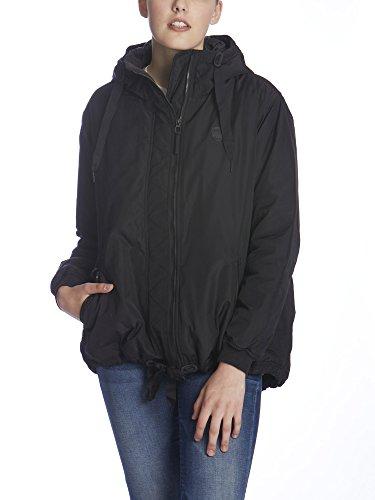 Bench Damen FORMULA Jacke, Schwarz (Black BK014), 38 (Herstellergröße: M)