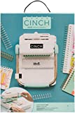 The Cinch Book Binding Machine, Version 2 by We R Memory Keepers | Teal and Gray
