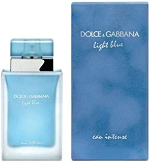 Dolce & Gabbana Perfume Feminino Light Blue Intense EDT 100ml