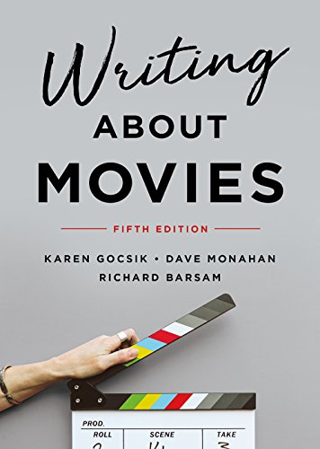 Writing About Movies (Fifth Edition)