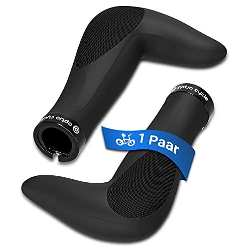 Fahrradgriffe Griffe Ergonomisch für Fahrrad Rutschfeste Lenkergriffe für Mountainbike Rennrad MTB Lenkergriffe für Lenker Fahrradlenkergriffe Handgriffe für Fahrradlenker Ø 22mm Fahrradzubehör
