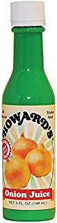 Howards Onion Juice, 5-ounce Bottle by Howard