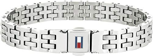 Tommy Hilfiger Jewelry Hombre acero inoxidable Enlace 2701062