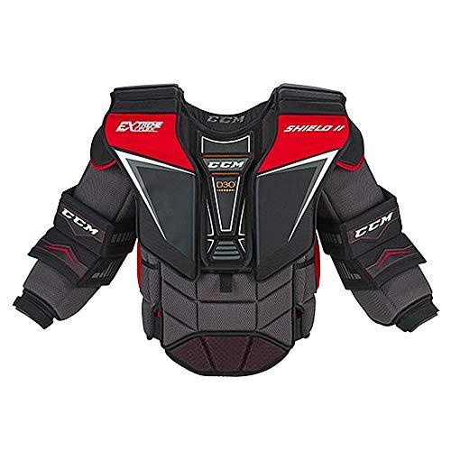 CCM Extreme Flex Shield II Goalie Brustpanzer Senior, Größe:L