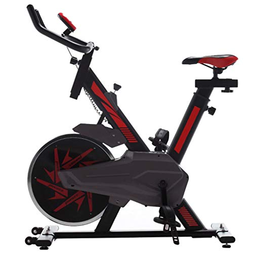 Find Cheap IZHH Exercise Bike,Peloton Bike,Spinning Bike,Indoor Cycling Bike, Stationary Bike LCD Di...