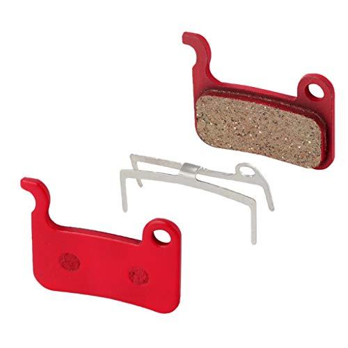 Hellery Pair of High Wear Resistant Disc Brake Pads