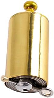 Garneck Pocket Professional Magic Wand Portable Magic Telescopic Props Mini Steel Magic Props 1.5m (Golden)