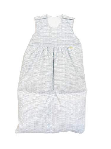 Odenwälder BabyNest Daunen-Schlafsack/Kinderschlafsack/Babyschlafsack waschbar/Winterschlafsack atmungsaktiv/leichter Daunenschlafsack