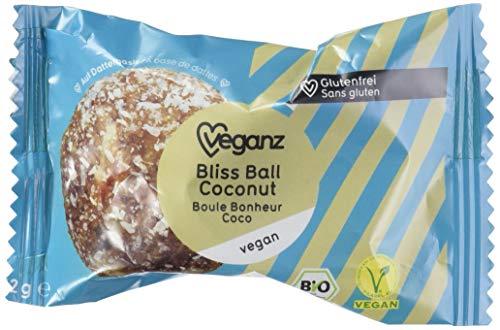 Veganz BIO Bliss Ball Coconut glutenfrei, 42 g