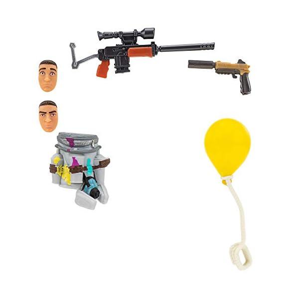 Jazwares - Figura Fortnite Pack Abstrakt, 71960010016, Multicolor 2