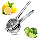 BEKKA PREMIUM CITRUS SQUEEZER STAINLESS STEEL MANUAL JUICER HIGH QUALITY LEMON LIME SMALL ORANGES