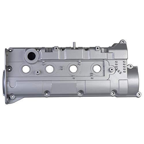 YIWMHE 22410-23850 Aluminium Alloy Engine Cylinder Head Valve Cover for Hyundai Sonata FX35 G4GC 2.0