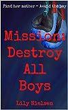 Mission: Destroy All Boys (English Edition)