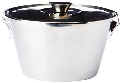 Ibili 651620 Moule à pudding avec couvercle 20 cms