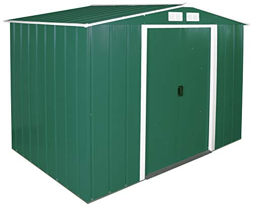 ECO Metal Shed 8' x 6'