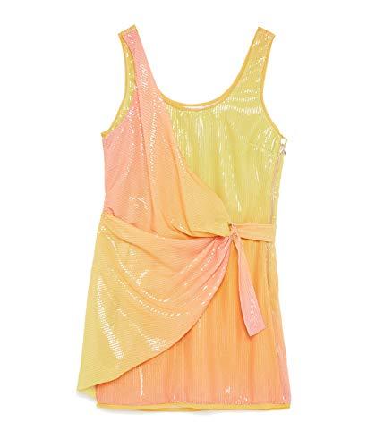 PATRIZIA PEPE dames jurk volledige pailletten mini