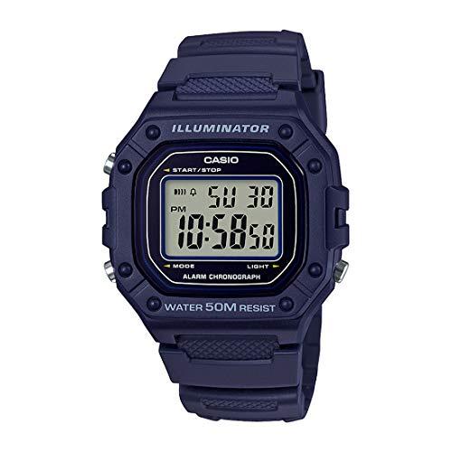 Casio Reloj Digital para Hombre de Cuarzo con Correa en Resina 4549526192739