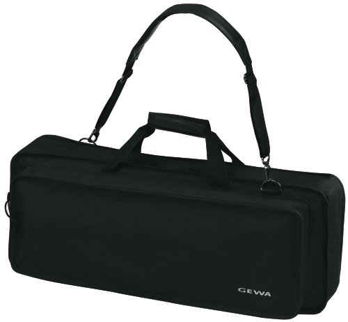 Keyboard Gig-Bag Basic, GEWA, 48 x 18 x 5 cm, schwarz
