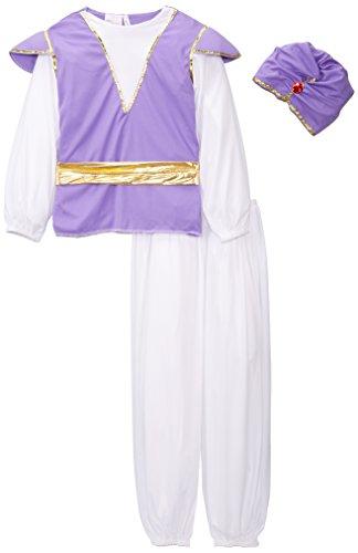 Rire Et Confetti - Ficdes018 - Déguisement pour Enfant - Costume Aladin - Garçon - Taille L