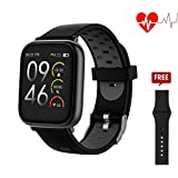 Best Android Fitness Watches - 321OU Smart Watch - Fitness Tracker with Heart Review