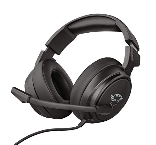 Trust Gaming GXT 433 Pylo Gaming Headset voor PC PS4 Xbox Switch, Zwart