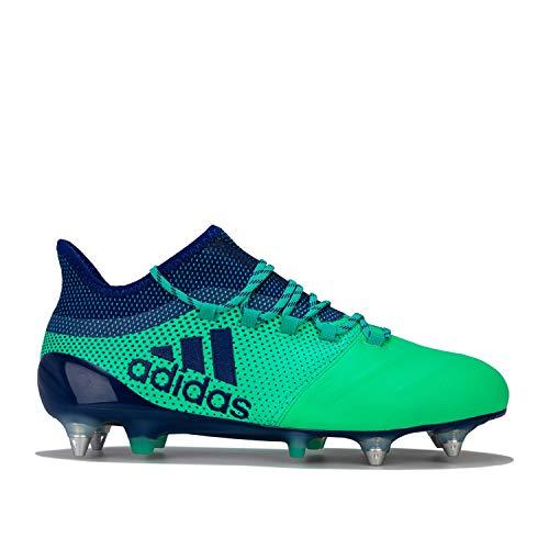 adidas X 17.1 SG, Zapatillas de Fútbol Hombre, Azul (Uniink/Uniink/Hiregr Uniink/Uniink/Hiregr), 40 EU
