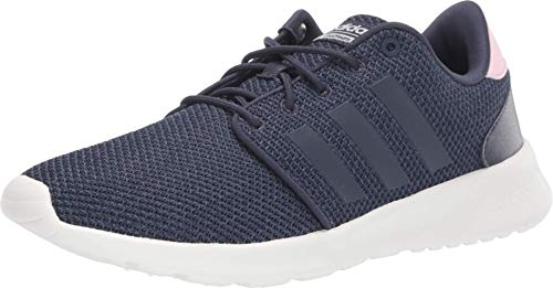 Adidas W Qt Racer Traceblue/Traceblue/White Running Shoes 8