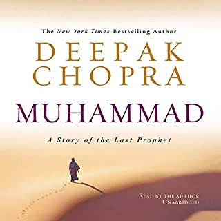 Muhammad: A Story of the Last Prophet audiobook cover art