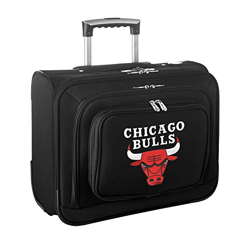 Fantastic Prices! NBA Chicago Bulls Wheeled Laptop Overnighter