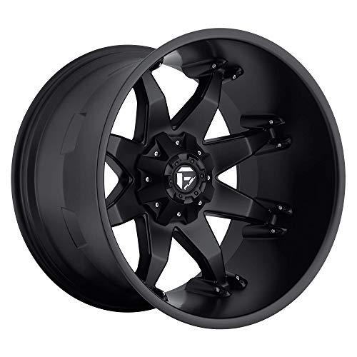 "Fuel Octane Black Wheel (20x12"")"