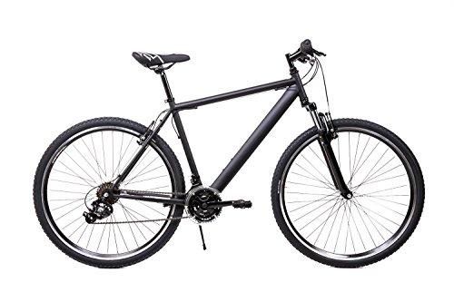 Unbekannt 28 Zoll MTB Cross Fahrrad SACHSENRING Mountain Bike Shimano 21 Gang schwarz NEU