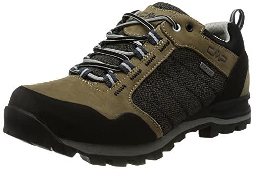 CMP Thiamat Low Wmn Trekking Shoe WP, Zapato de Senderismo Mujer, Castoro, 40 EU