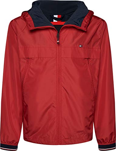 Tommy Hilfiger Light Weight Hooded Jacket bomberjack voor heren