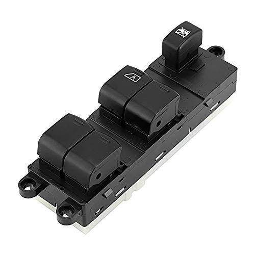 Furong 25401-EB30B Accesorios del Coche Energía Eléctrica Maestro Elevalunas Interruptor Regulador botón Ajuste for Nissan Navara D40 Pathfinder Qashqai