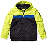 Best Billabong Snow Jackets - Billabong Boys' All Day Boys Snowboard Jacket ,Citrus Review