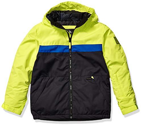 BILLABONG Jungen All Day Boys Snowboard Jacket Isolierte Jacke, zitrusgelb, X-Large