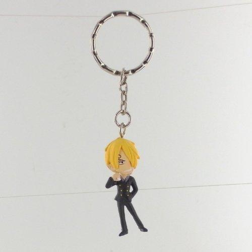 One Piece Porte-clé Figurine Sanji