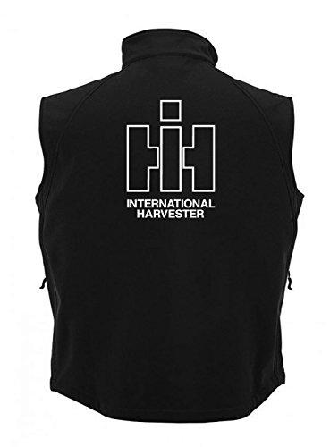 Bimaxx IHC Oldtimerweste | Bodywarmer | Schwarz | Größe S