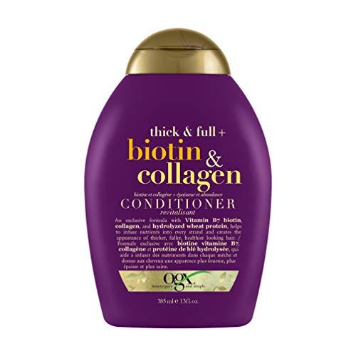 OGX Thick & Full Biotin & Collagen Conditioner, 1er Pack (1 x 385 ml)