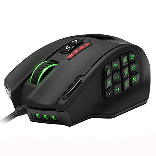 Usb Muis Wired Gaming Mouse Esports Lol Programmeren met macro's Rgb Backlight Gewogen Light Wired Laser Game ZHANGKANG