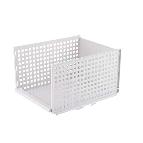 WWWL Tabla plegable para ropa, organizador de ropa, armario, partición, cajón, cesta, caja L