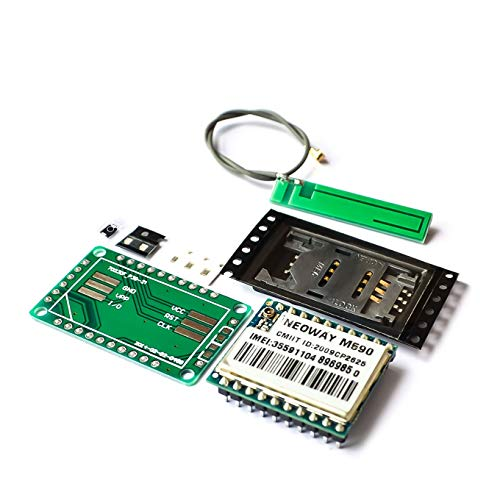DIYUKMALL 10pcs/Lot DIY Kit gsm GPRS M590 gsm Module Short Message Service SMS Module for Project for Arduino Remote Sensing Alarm