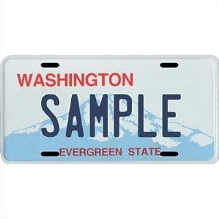 Best washington license plate custom Reviews