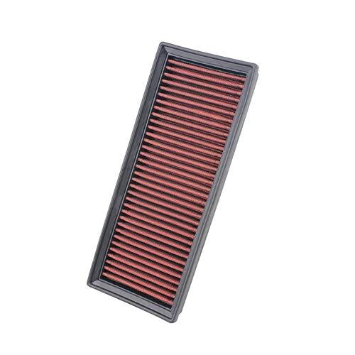 MOUNTAIN MEN Elemento de Filtro Filtro de Aire OEM 8KO-133-843E Lavable for Audi A5 Quattro Q5 A4 2.0 1.8 ALLROAD